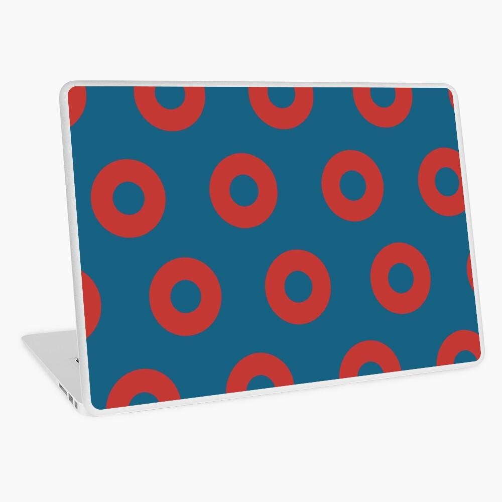 Fishman Donuts - Phish Laptop Skin