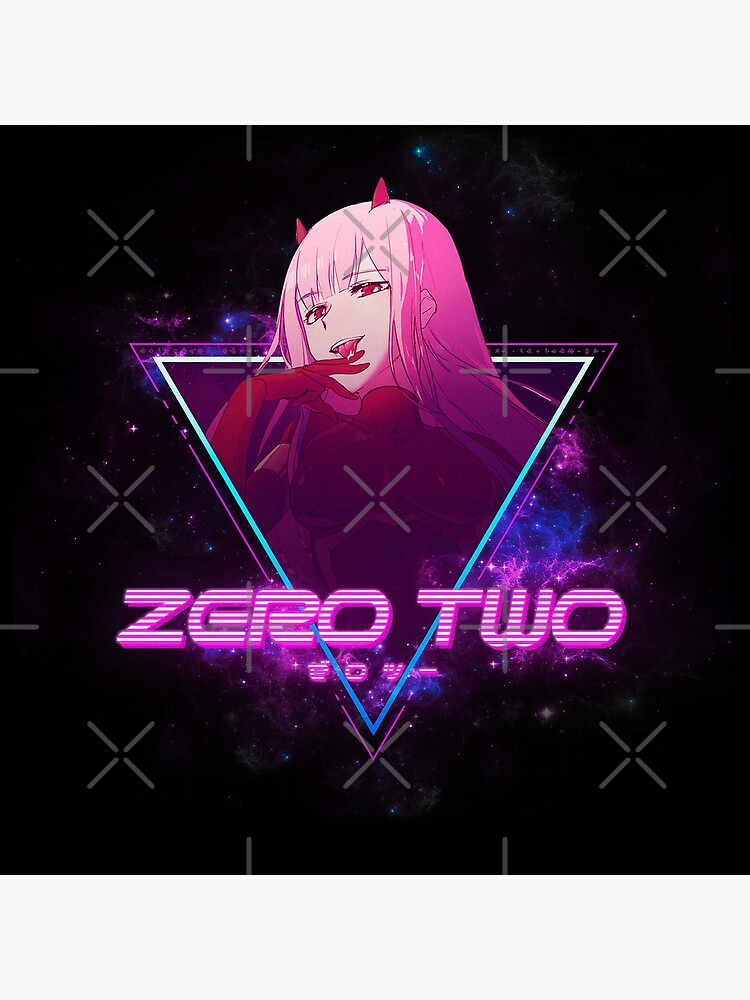 Darling in the Franxx (Zero Two 002 Aesthetic) by Waifu-Dope