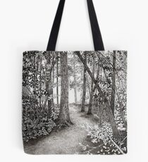 PATH TO THE HUDSON Tote Bag