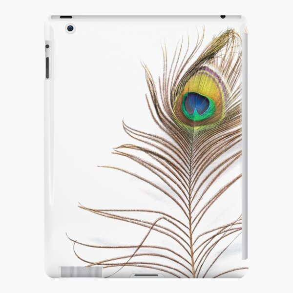 Peacock feather iPad Snap Case