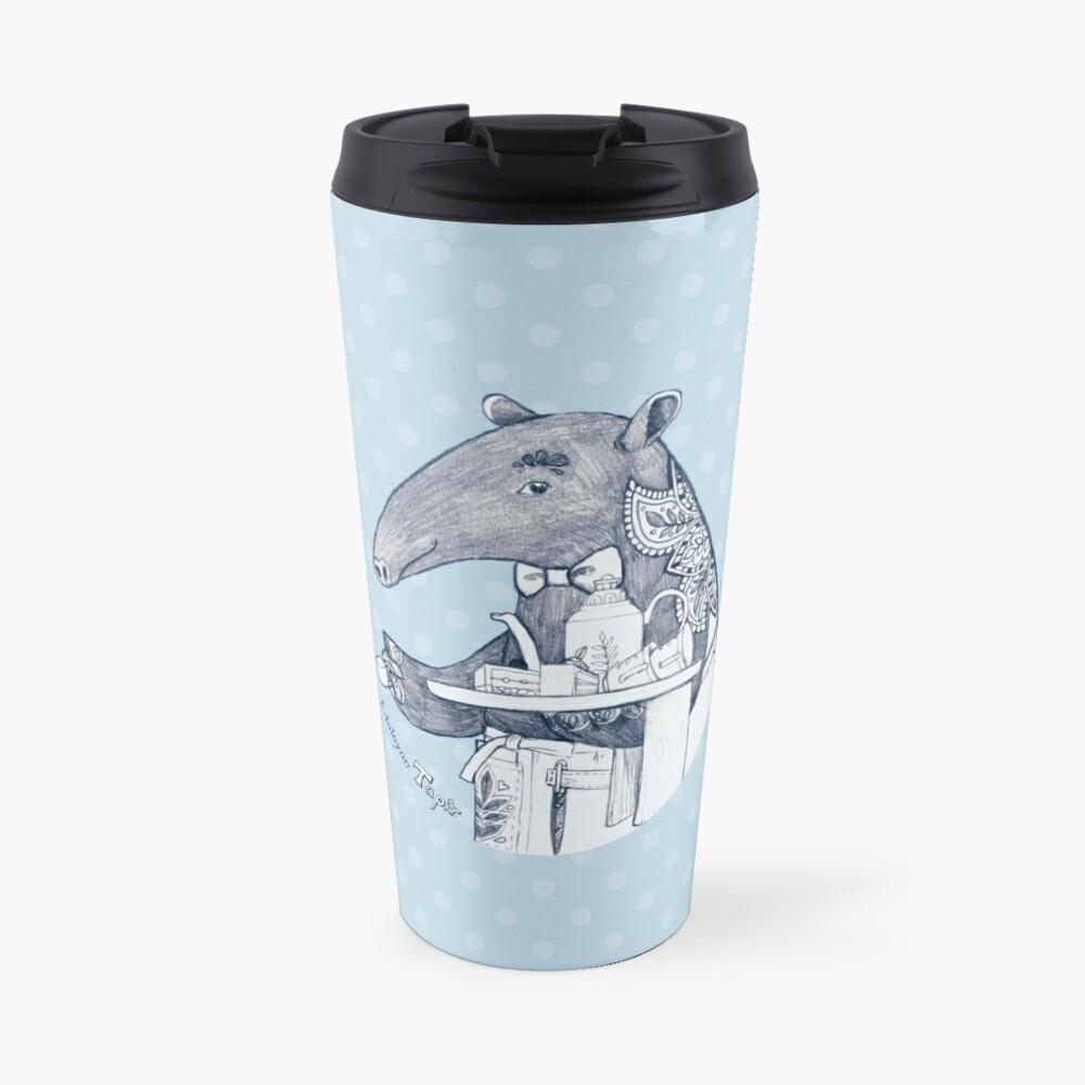 Tea time starts now - Malayan Tapir Travel Mug