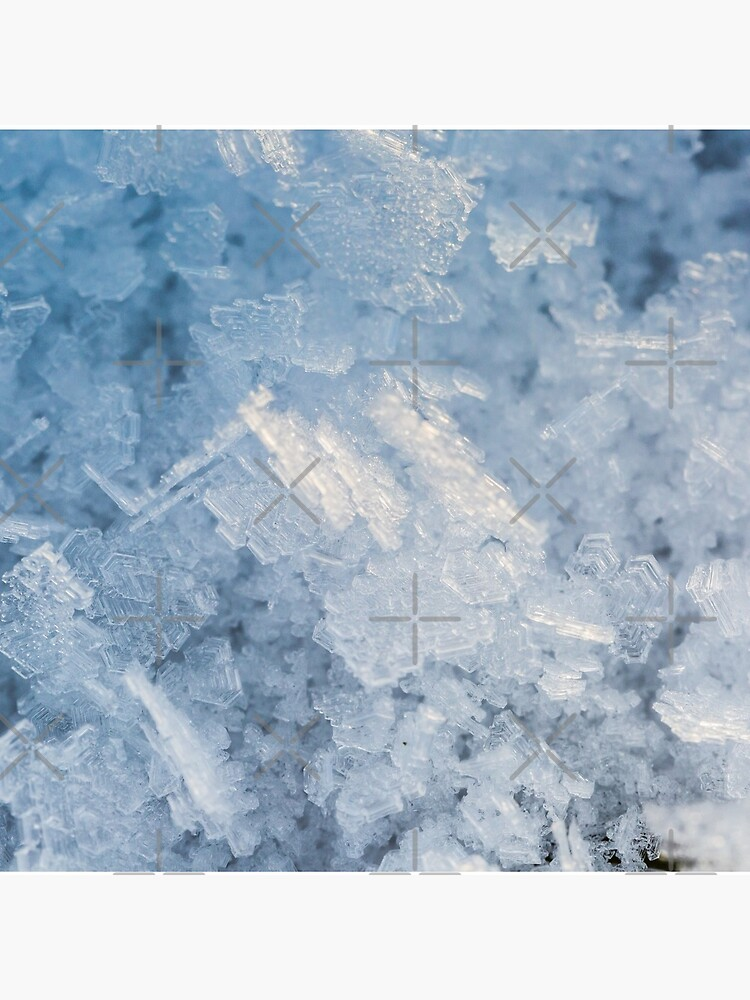 Ice crystals by nobelbunt