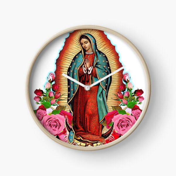 Our Lady of Guadalupe Clock