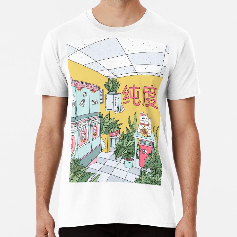 MANEKI WASH GREEN Premium T-Shirt