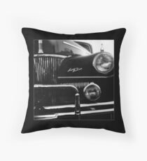 Holga Cars 0550 Throw Pillow