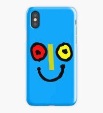 Bahamas goombay punch face geek funny nerd iPhone Case/Skin
