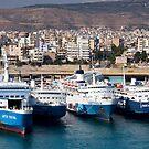 Abandoned Ferries by GCAPARO