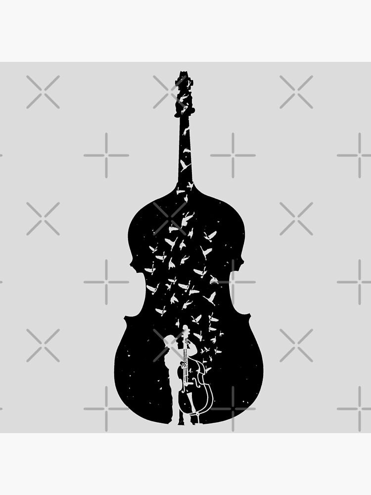 Double Bass by barmalisiRTB