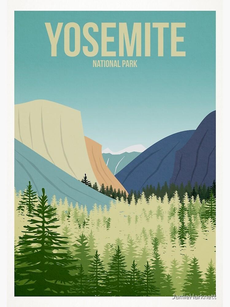 Yosemite National Park by JamieHarknett