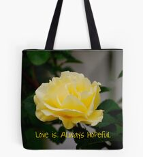 Calendar Rose - April Tote Bag