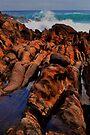 Wyadup Road Rock Man by Miles Moody