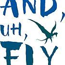Und, äh, fliegen (Flug der Passage) von FinnFromNY