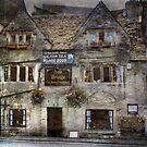 The Bridge Tea Shop in Bradford-on-Avon, Wiltshire by Spiritmaiden