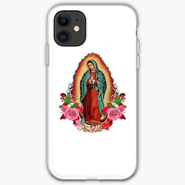Our Lady of Guadalupe iPhone Soft Case