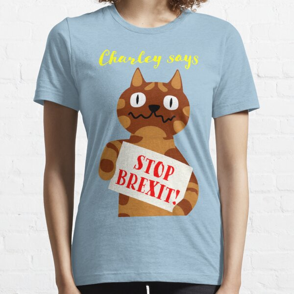 NDVH Stop Brexit Essential T-Shirt