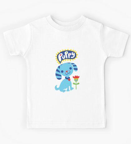 Cute Puppy Kids Clothes