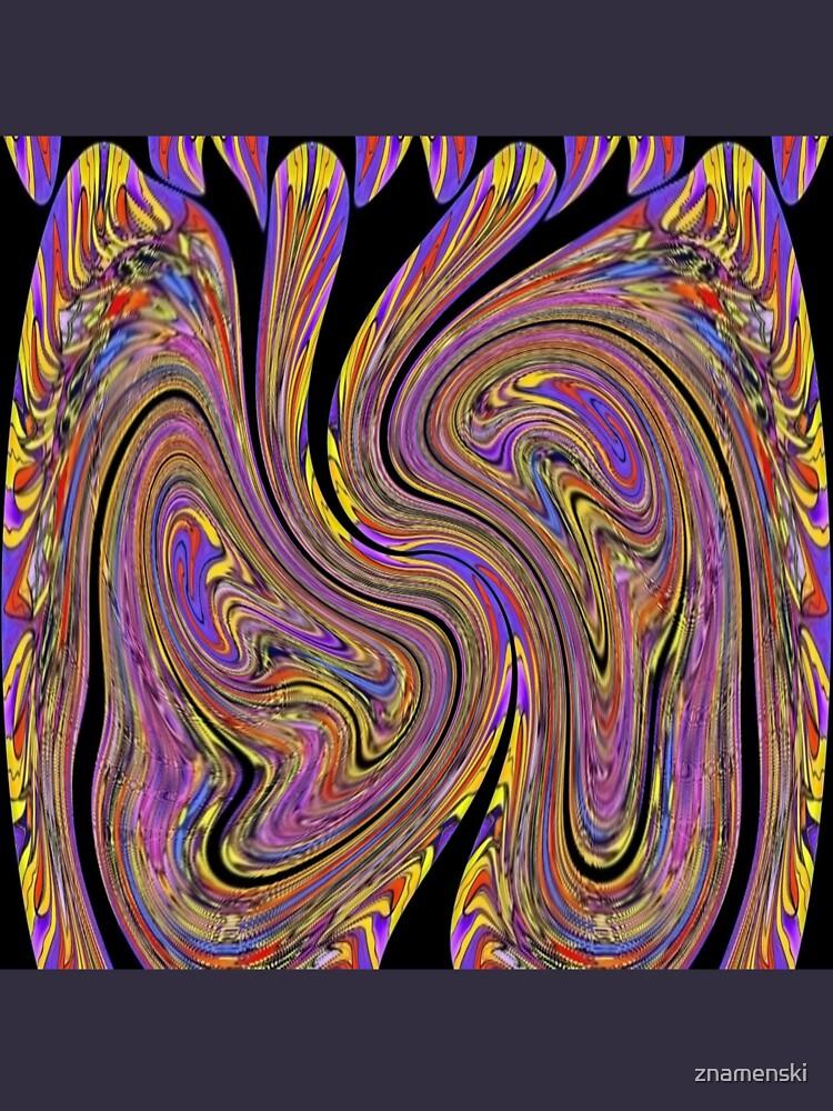 #Abstract, #twist, #vortex, #pattern, art, twirl, psychedelic, design, creativity, spiral, illustration, wave by znamenski