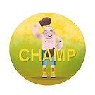 Champ by Wilfried van Dokkumburg