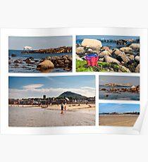 North Berwick: Seaside Poster