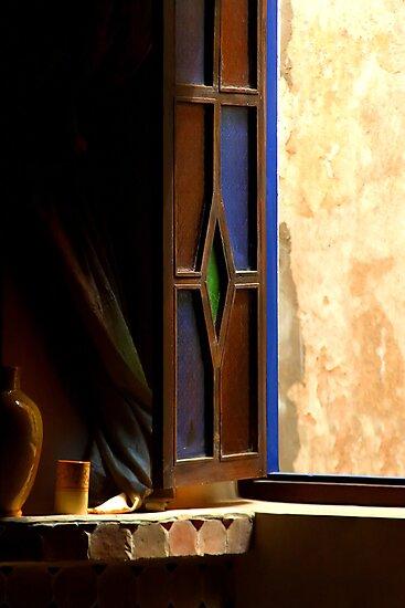 Riad, Marrakesh, Morocco. 2007 by Damienne Bingham