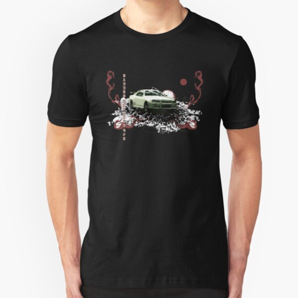 nissan skyline gtr Slim Fit T-Shirt