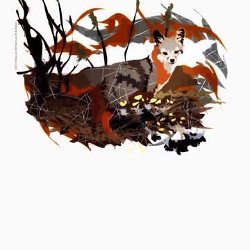 Island Fox by xplor-r