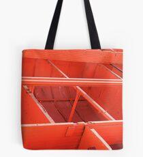 Cunard Red Tote Bag