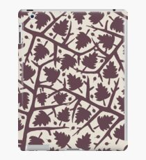 Hawthorn Tree pattern iPad Case/Skin