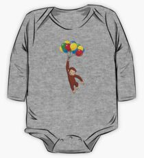 Curious George  One Piece - Long Sleeve