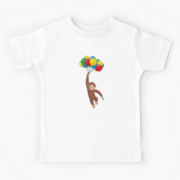 Curious George  Kids T-Shirt