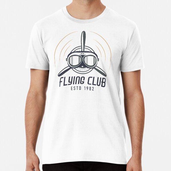 Flying Club Camiseta premium