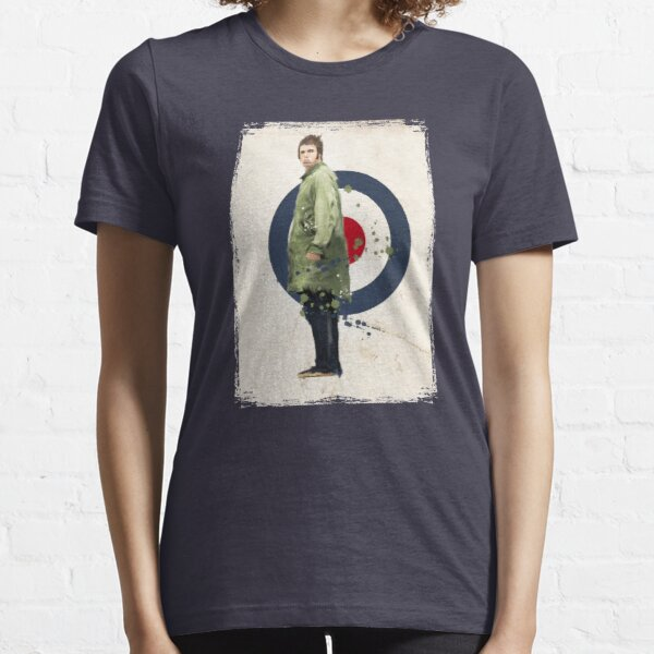 Oasis Liam Gallagher Football Casuals Awaydays T Shirt Essential T-Shirt