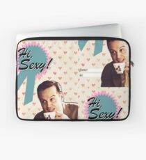 Moriarty Valentine's Day Card Laptop Sleeve