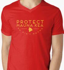 Protect Mauna Kea V-Neck T-Shirt