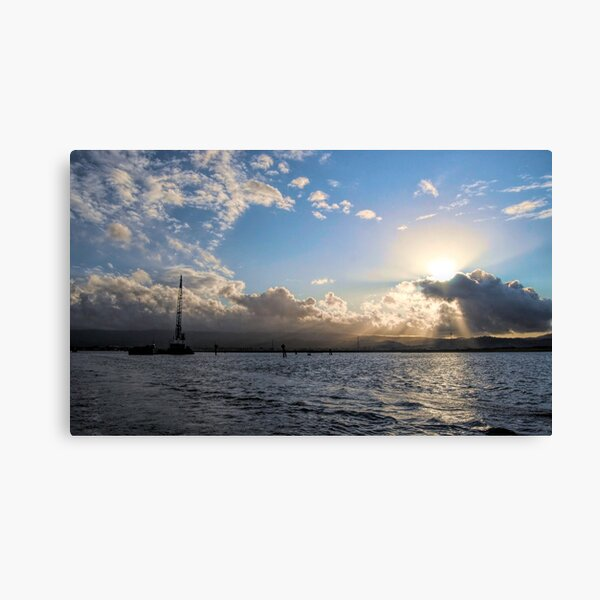 The Love All Around Canvas Print