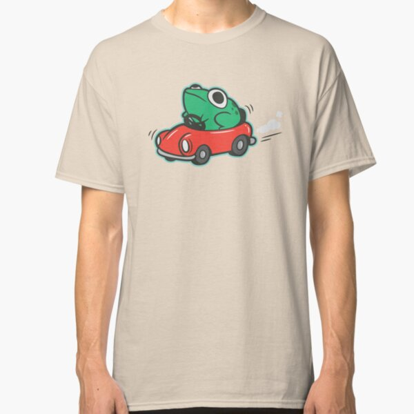 Frog In A Car Classic T-Shirt