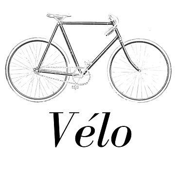 Vélo by crashin