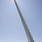 The Sundial Bridge of California by fototakerTony