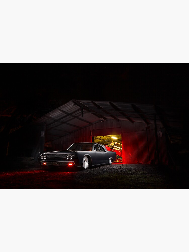 Mark Sullivan's Lincoln Continental by HoskingInd