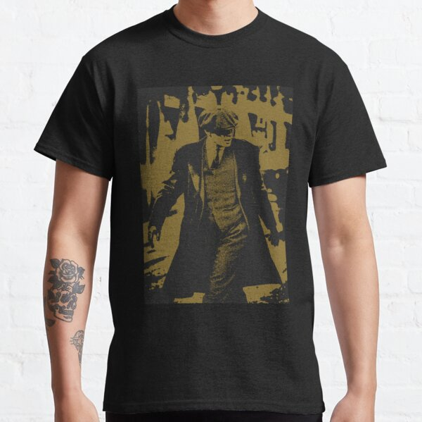 THOMAS SHELBY PEAKY BLINDERS DESIGN Classic T-Shirt