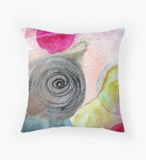 Personalities dont love, they ... Throw Pillow