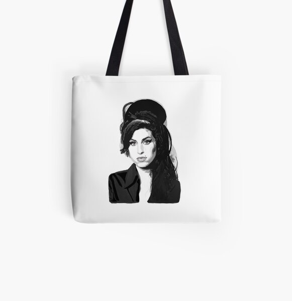 Amy All Over Print Tote Bag