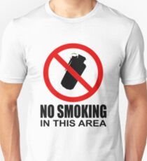 No smoking - CS:GO T-Shirt