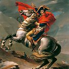 Napoleon Crossing The Alps, 1801 | Ultra High Resolution by boxsmash