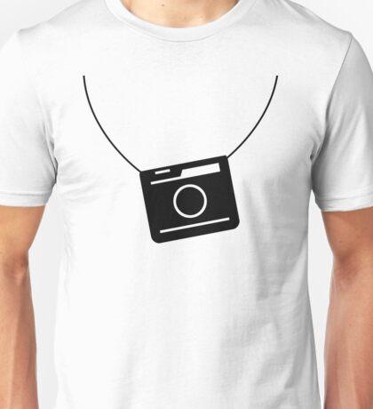 Retro camera Unisex T-Shirt