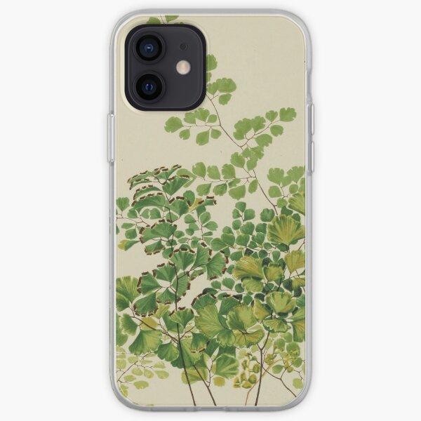Maidenhair Ferns iPhone Soft Case