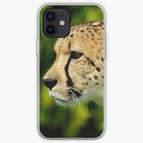 Cheetah iPhone Soft Case