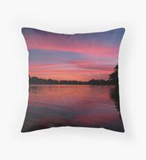 Ross River Dreams Throw Pillow