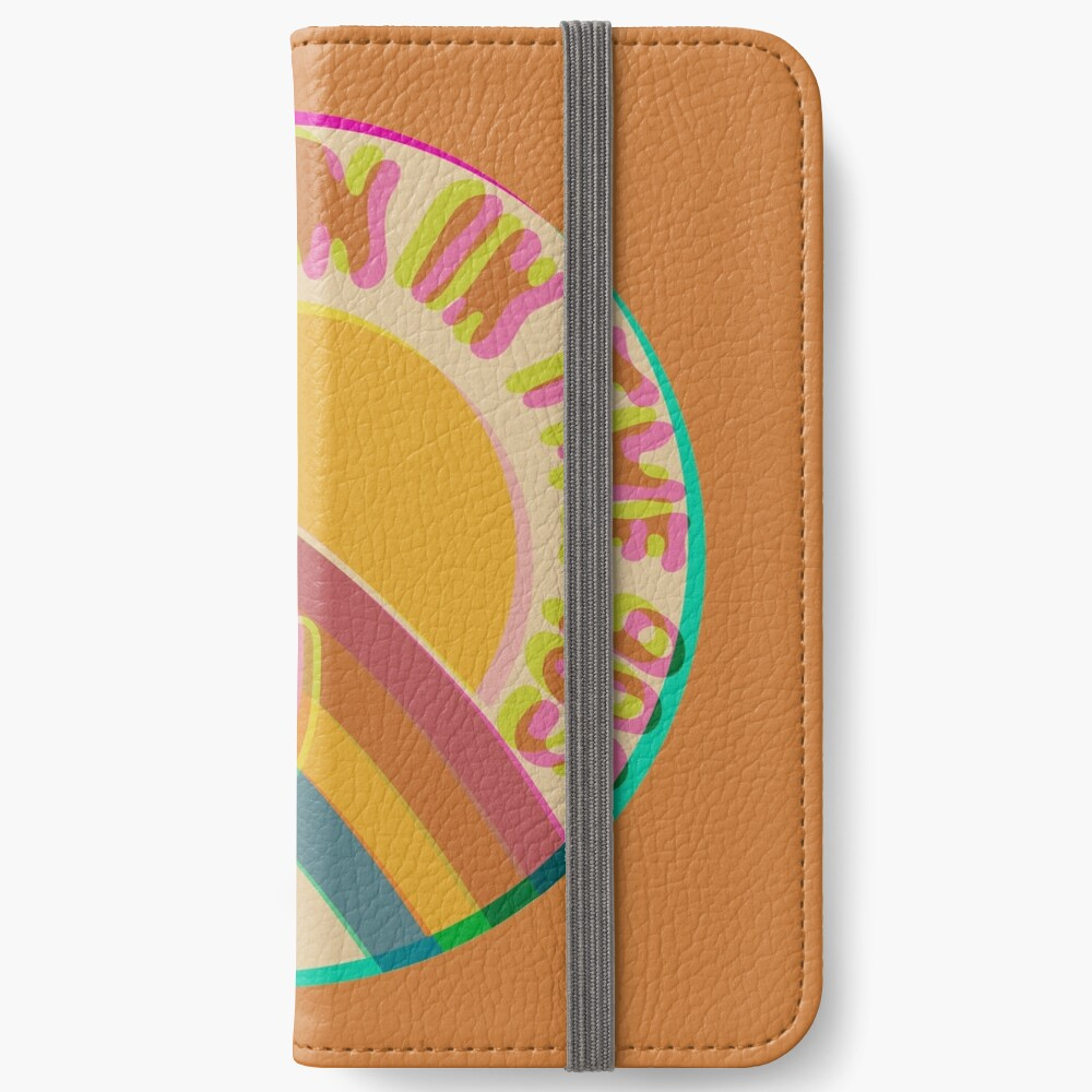 Born in the 90's in 3D iPhone Wallet