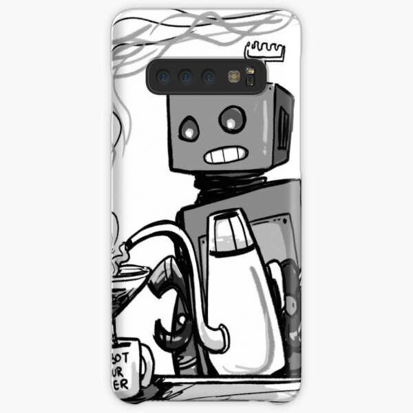 Robot Pour Over 1 Samsung Galaxy Snap Case